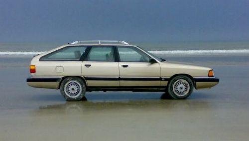 Technische Daten Von Audi 200 Baureihe Und Baujahr