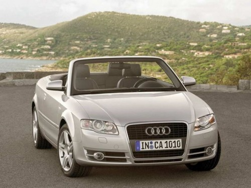 Technische Daten Von Audi A4 Baureihe Und Baujahr