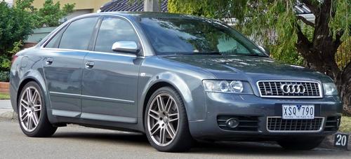 Audi S Sedan