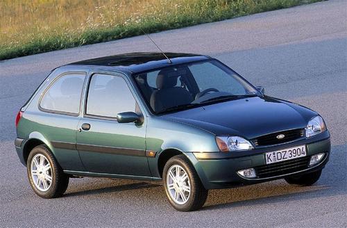 Technische Daten Von Ford Fiesta Baureihe Und Baujahr