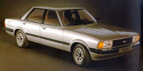 Ford Taunus Sedan