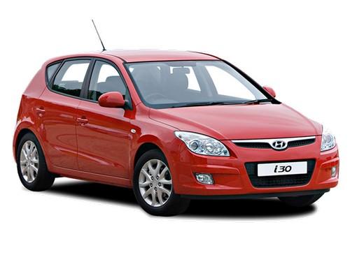 Technische Daten Von Hyundai I30 Baureihe Und Baujahr