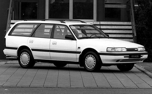Technische Daten Von Mazda 626 Baureihe Und Baujahr