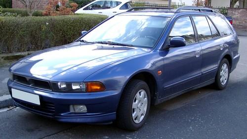 Mitsubishi Galant Vr Estate on 1998 Mitsubishi Galant
