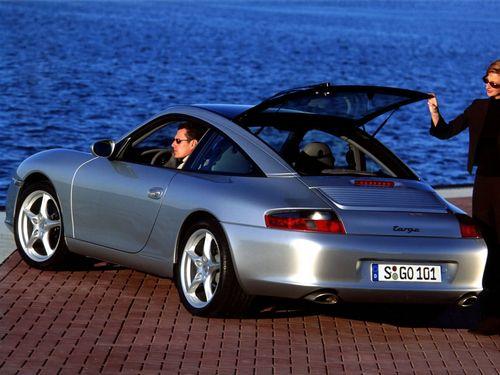 Technische Daten Von Porsche 911 Baureihe Und Baujahr