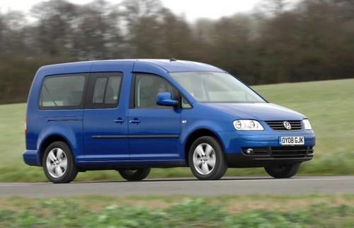 Technische Daten Von Volkswagen Caddy Maxi Life Baureihe
