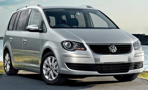 standardabmessungen und gewicht f r volkswagen touran. Black Bedroom Furniture Sets. Home Design Ideas